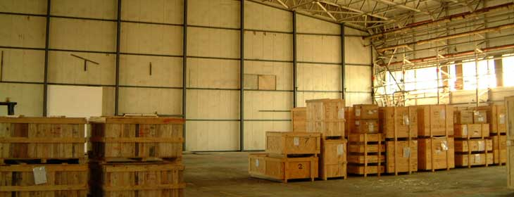 warehouse space planning